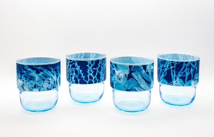 cyanotype glass new