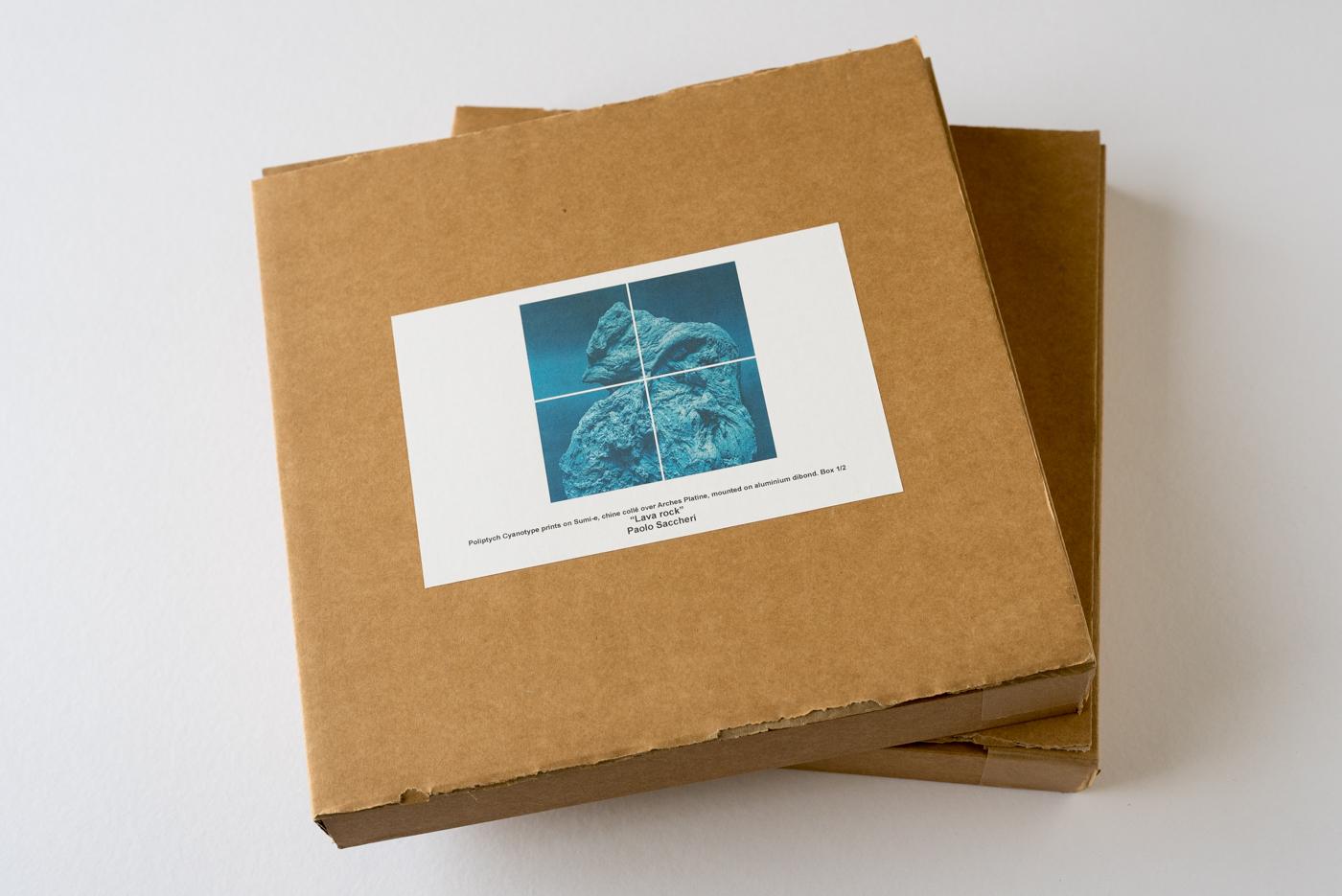 Rock cyanotype boxes 1